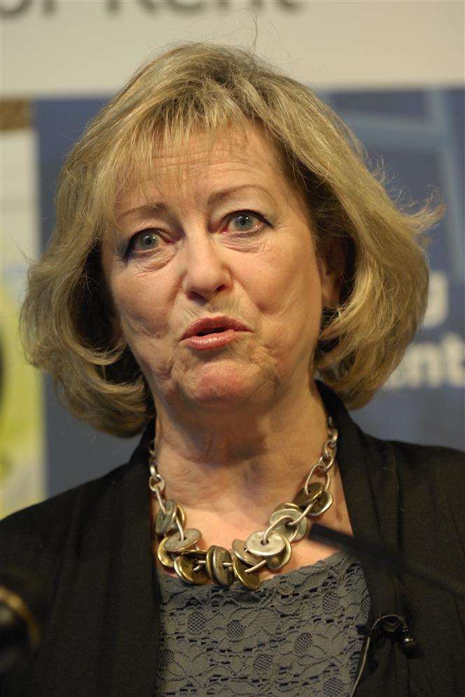 Calls For Ann Barnes Kent S Police And Crime Commissioner