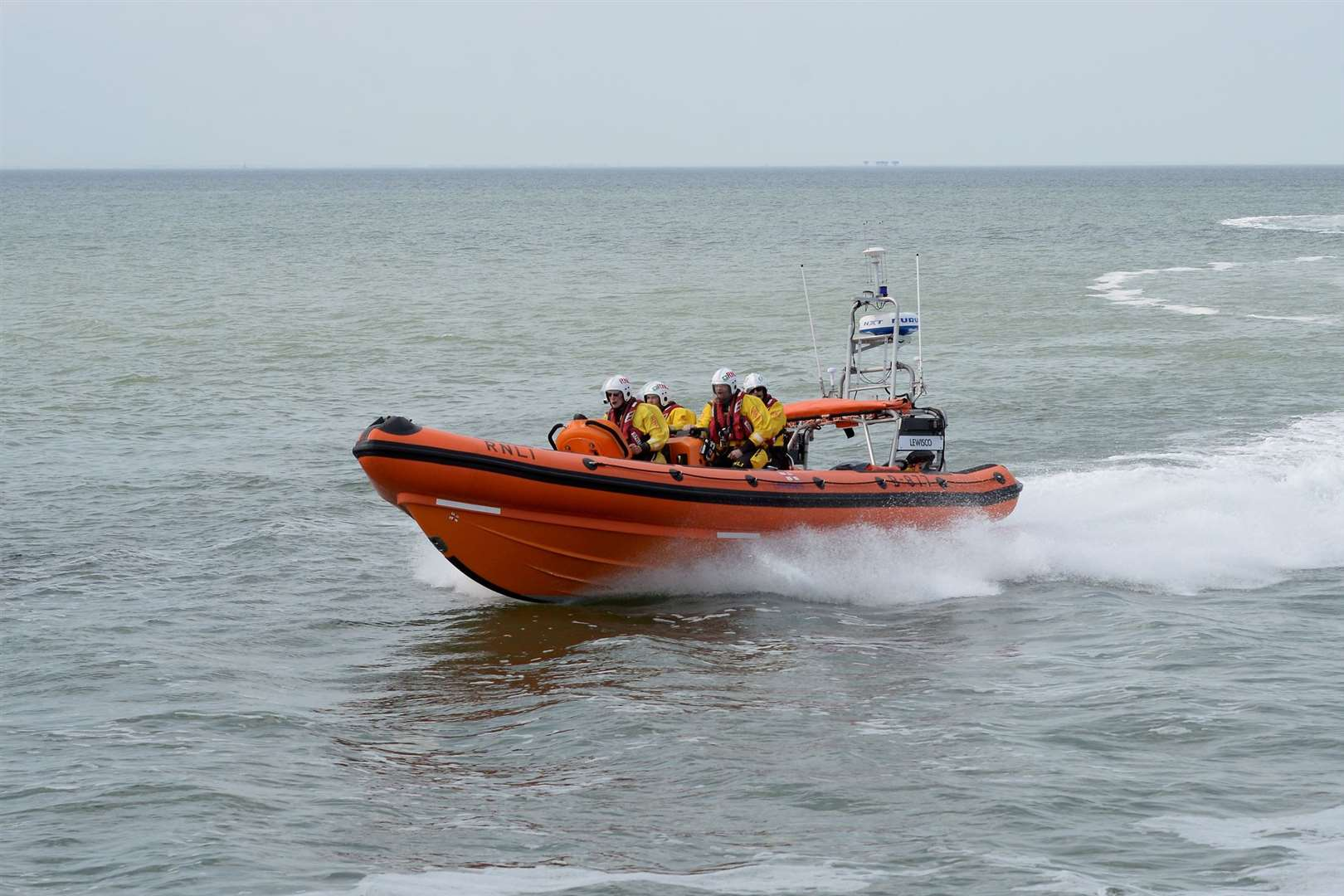 Lifeboat crews in Whitstable have been called out three times this weekend (13789180)