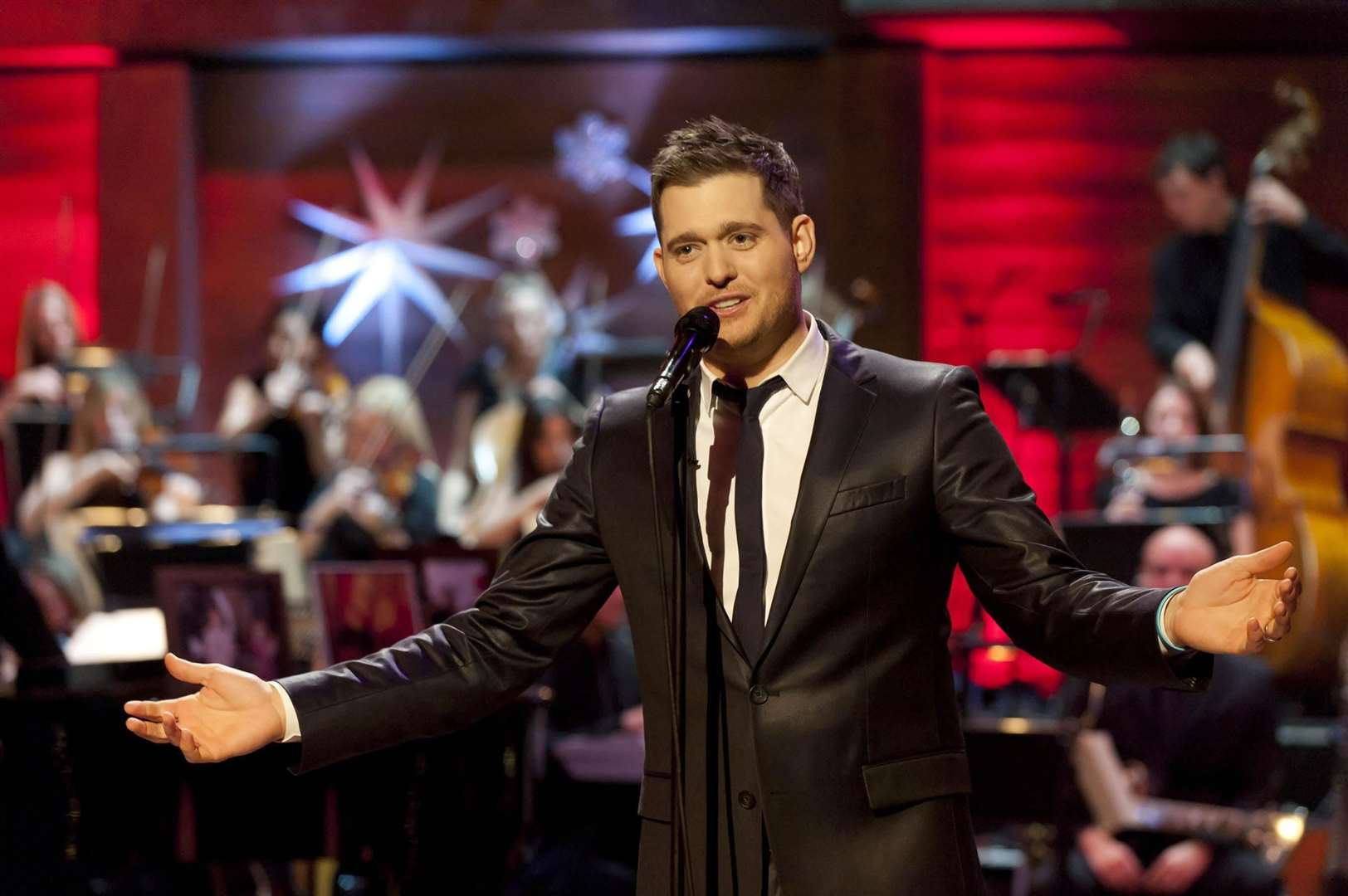 Michael Buble added the Canterbury show to his 2021 outdoor summer tour