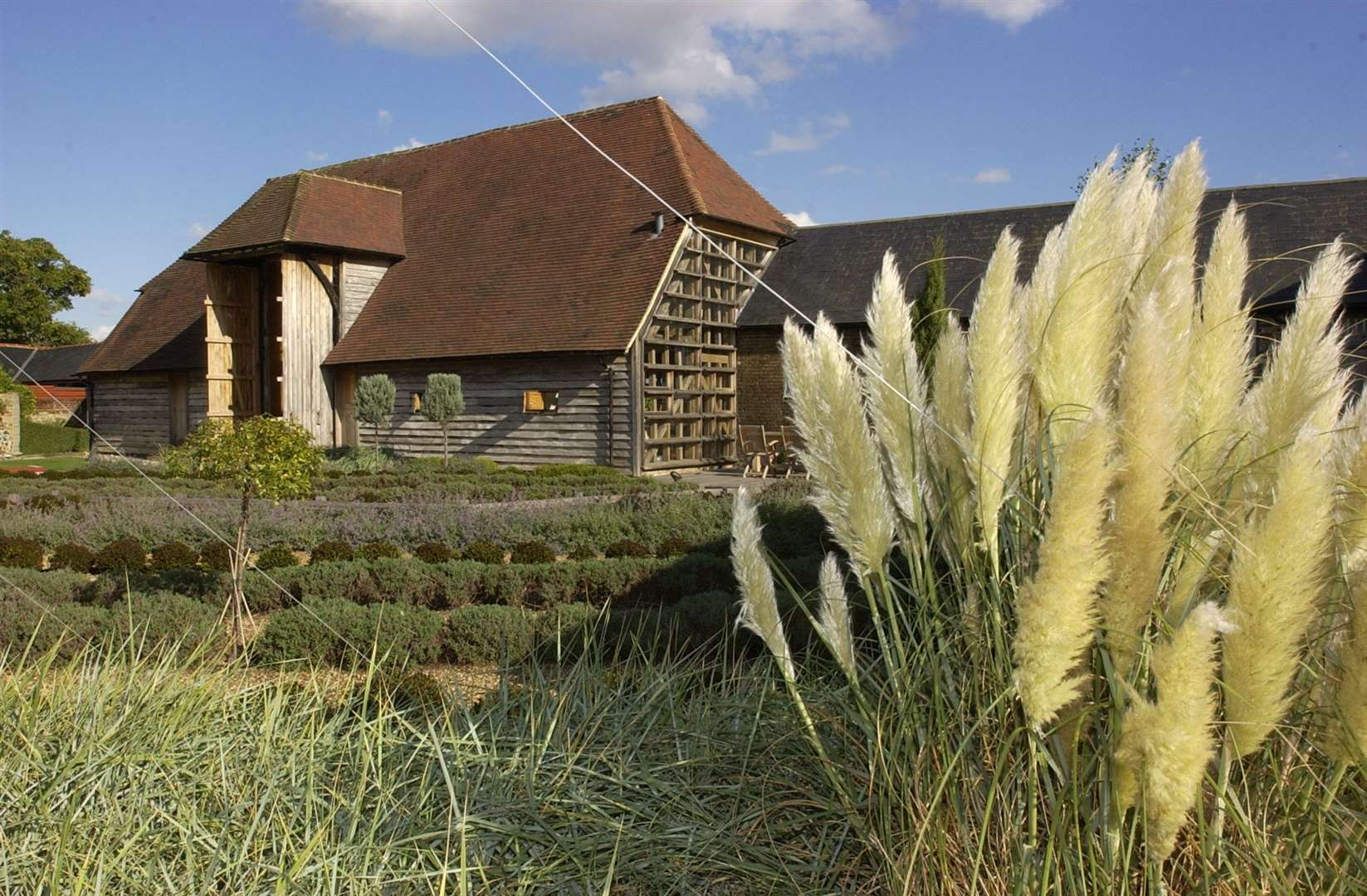 You could visit Pheasant Barn at Oare if you book online