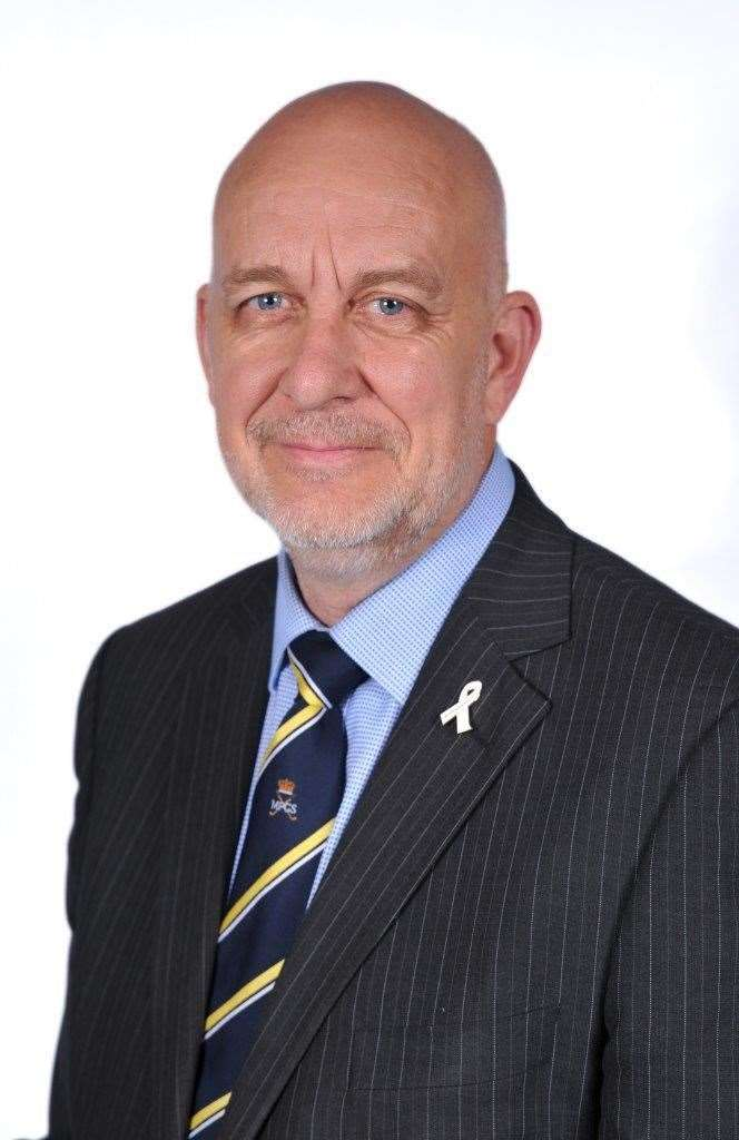 Cllr Alan Horton - Leader of the Conservative group on Swale council. Picture: Swale council