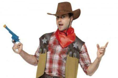 Kent Union says cowboy outfits could offend (4732426)