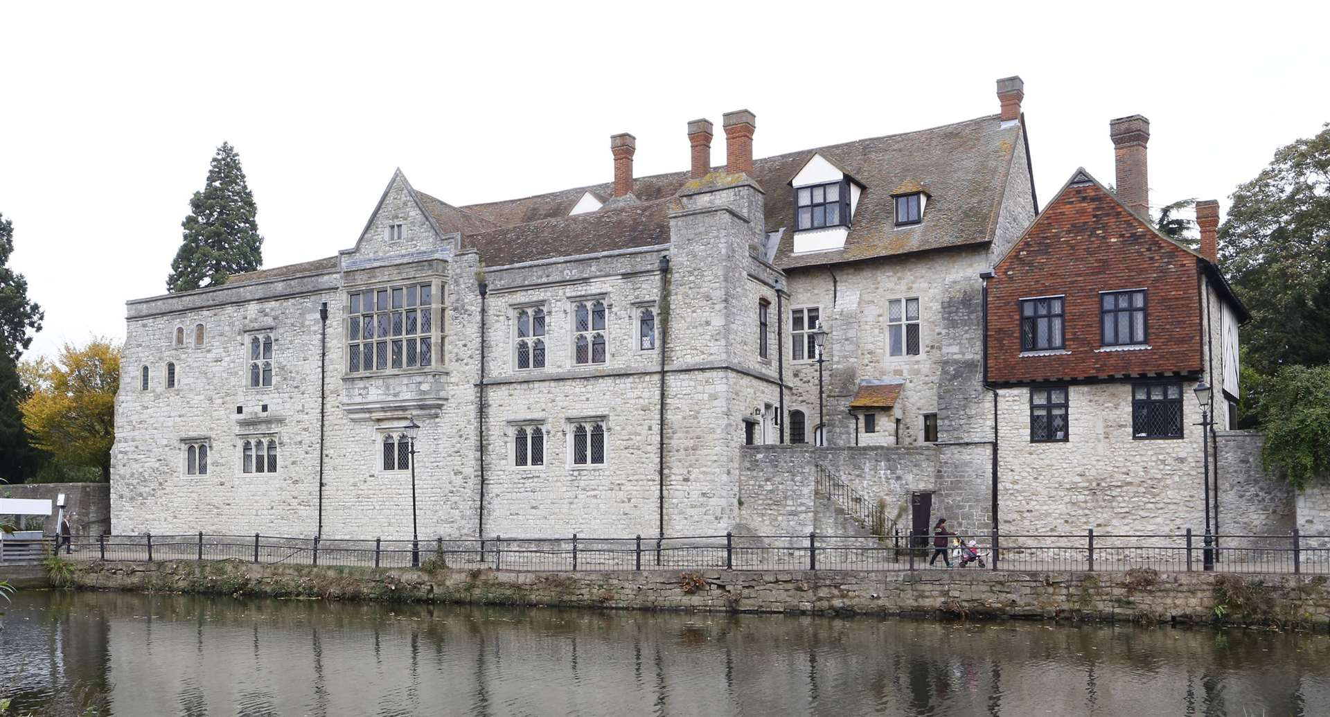 Archbishop's Palace in Maidstone.Picture: Andy Jones