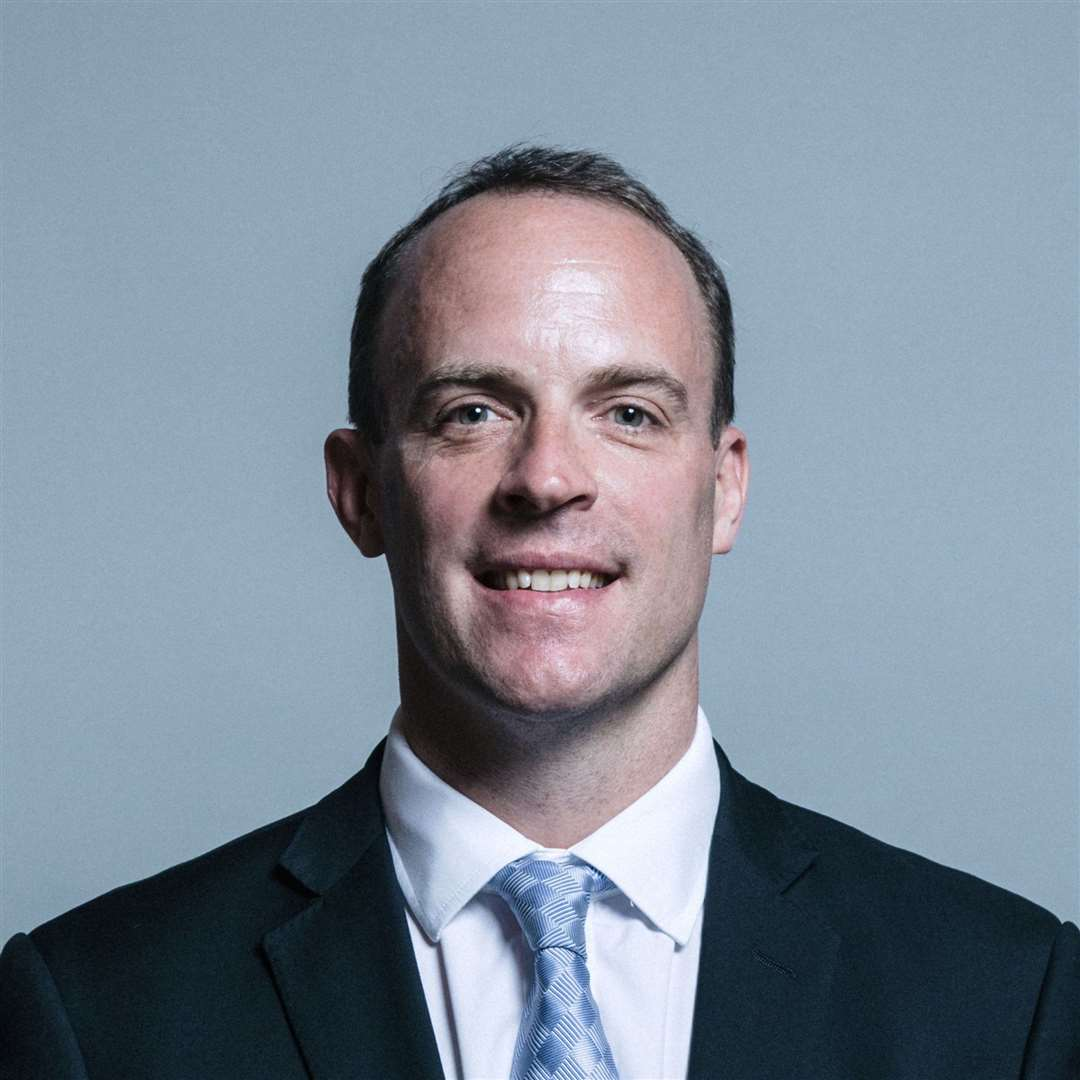 Mr Raab told Parliament hundreds of thousands of people were stranded in other countries.