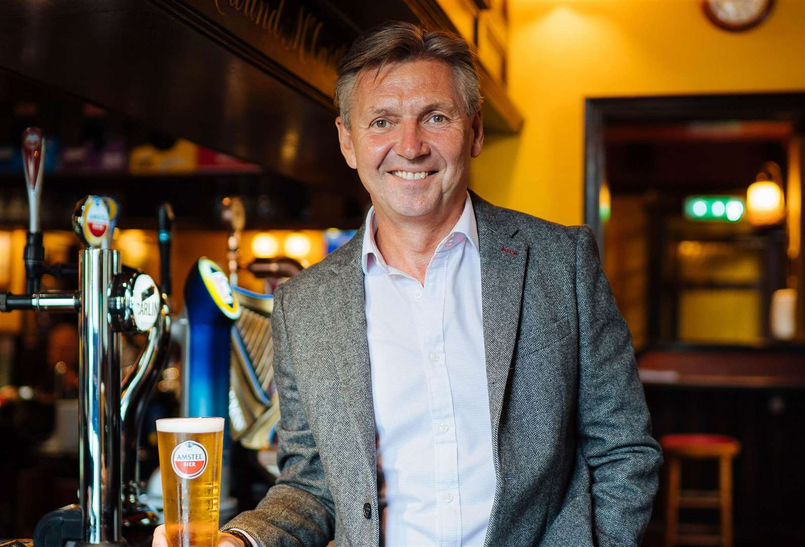 Philip Thorley runs Thorley Taverns