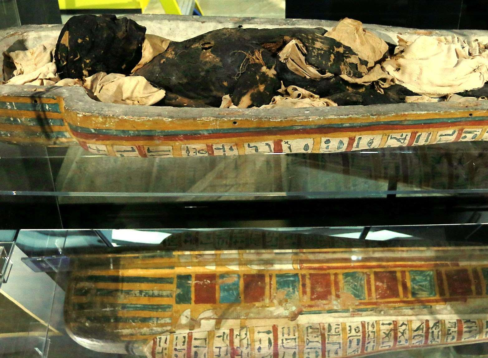 The mummy of Ta-Kush