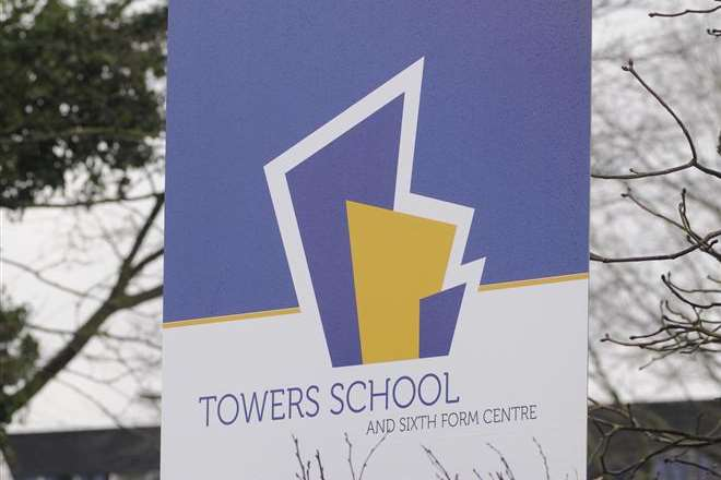 The Towers School is considering unisex toilets