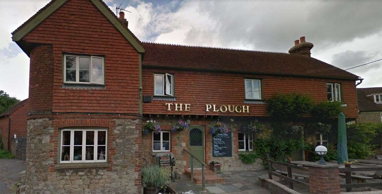 The Plough at Ivy. Picture: Google street view