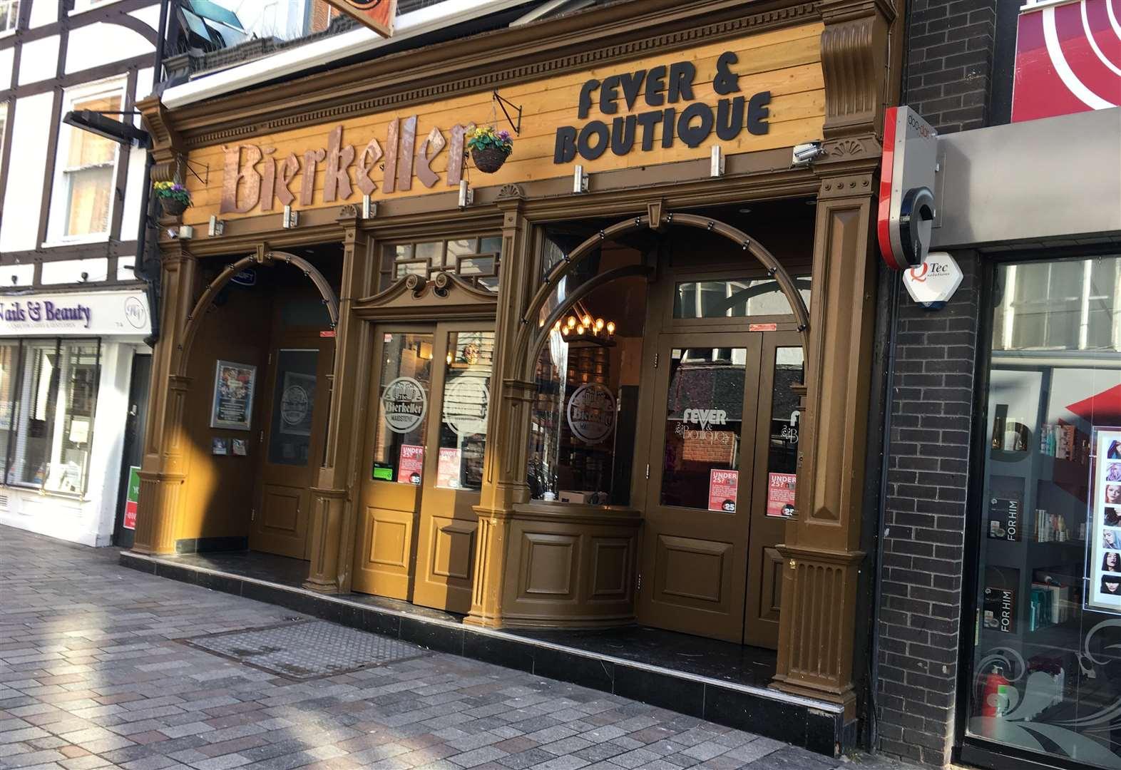 Maidstone Bierkeller Bar Faces Backlash Over Facebook Joke