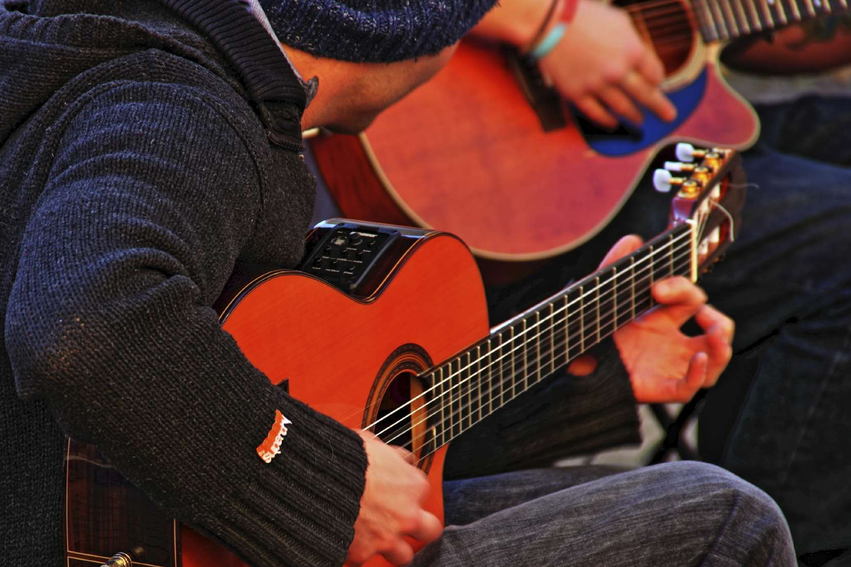 Buskers' instruments could be trashed under Canterbury's plans