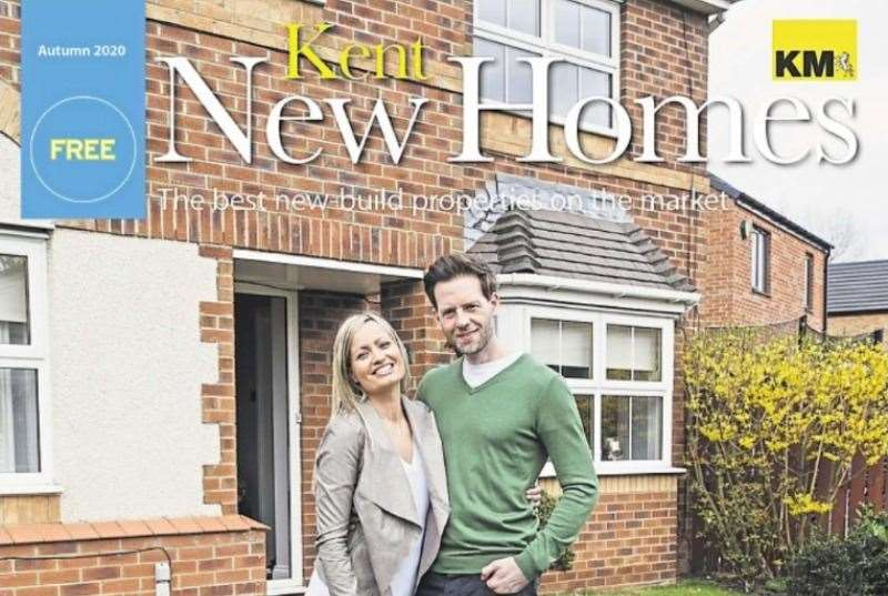 Kent New Homes 2020 has everything you need to know about new developments in Kent and Medway.