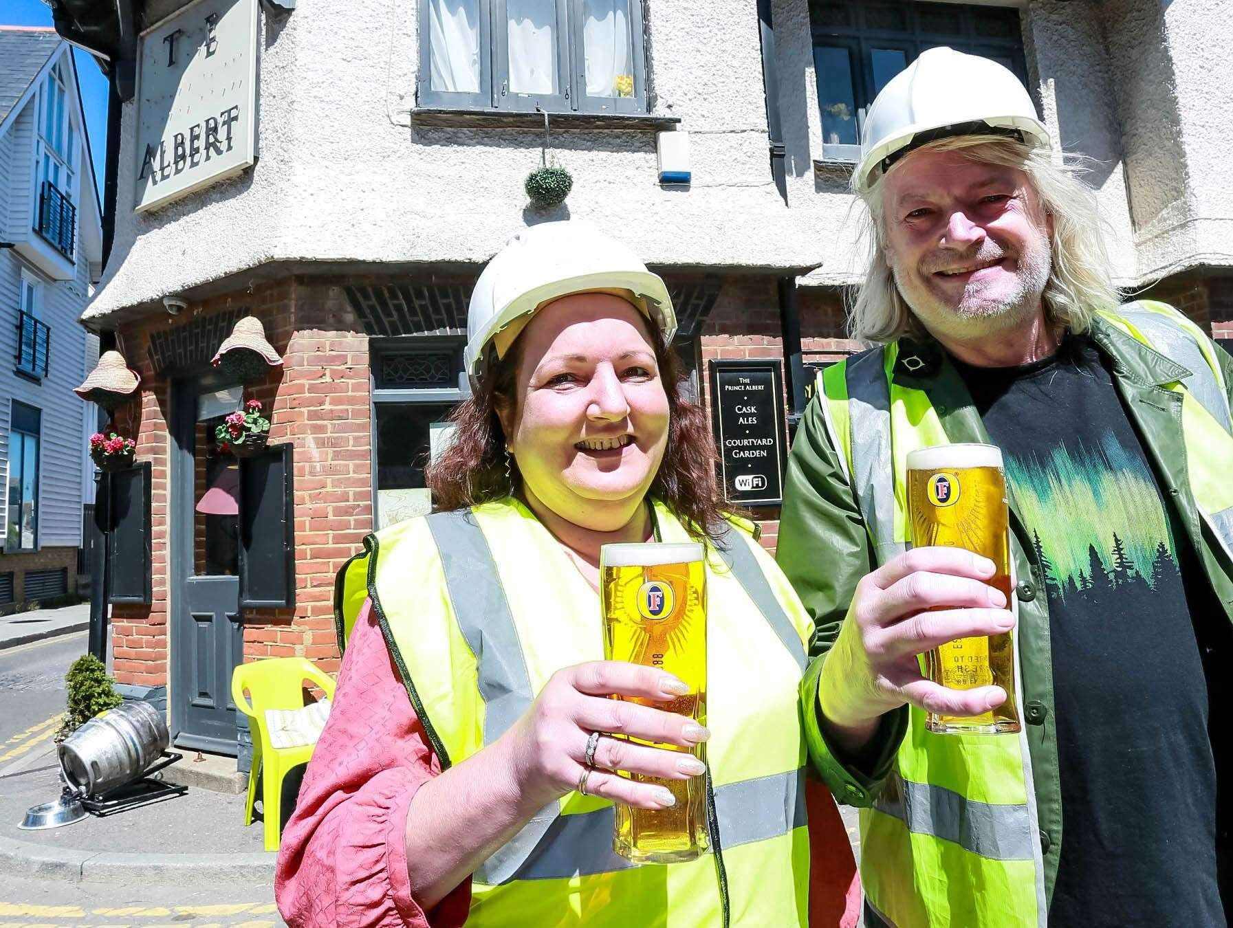 The pub is due to close for eight weeks while it's refurbished. Pic: Star Pubs & Bars