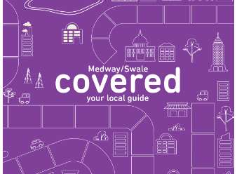 The front of last year's Medway and Swale edition of Covered