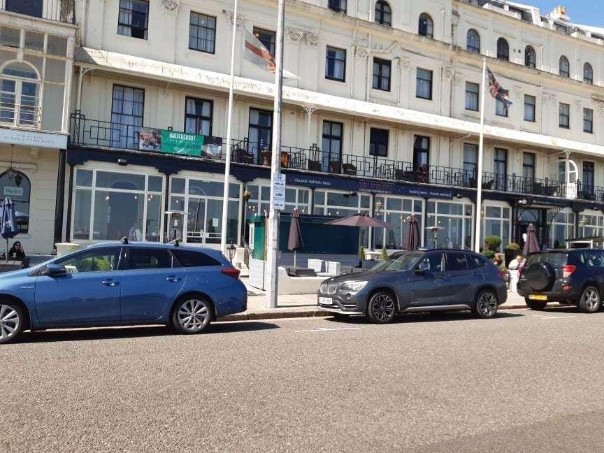 Best Western Plus Dover Marina Hotel & Spa in Waterloo Crescent