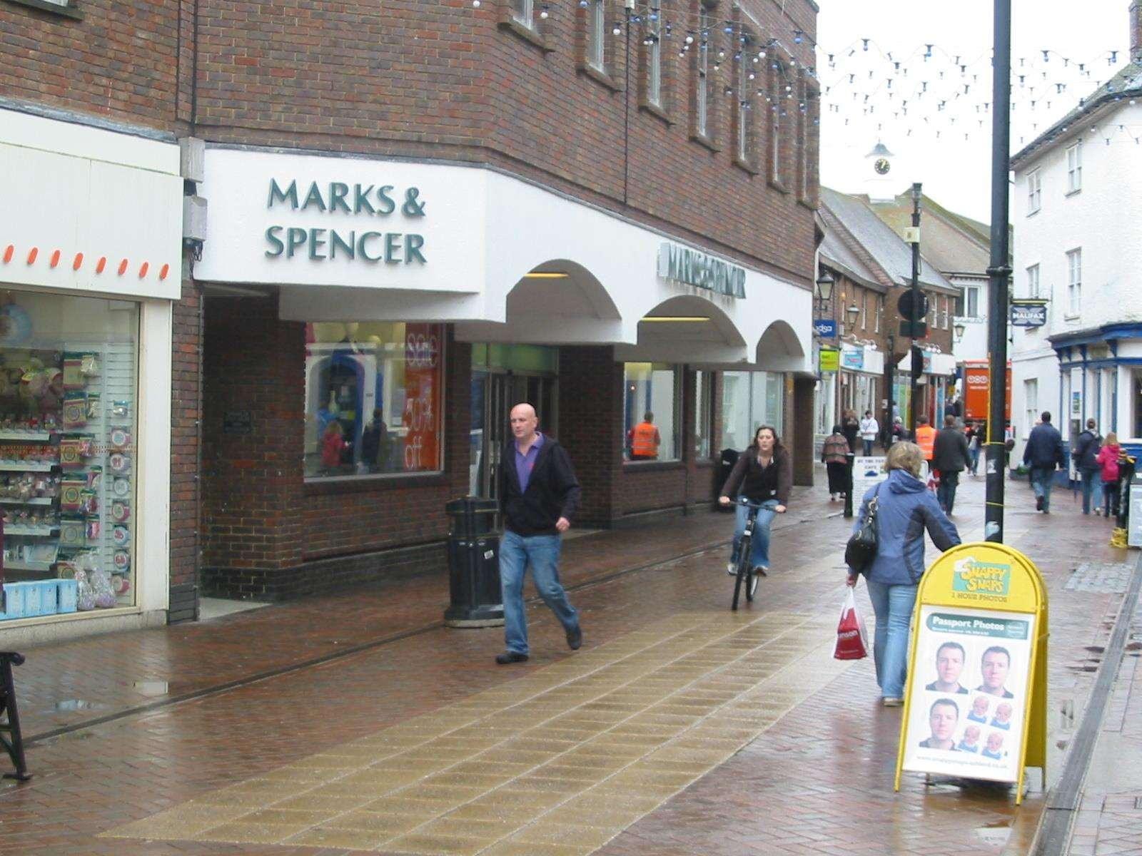 Marks & Spencer is closing down store in Felixstowe