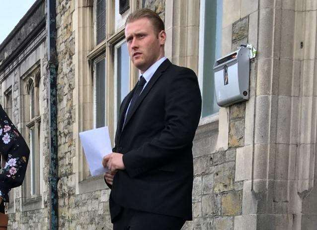 Jarrad Hargreaves admitted ABH and Racially Aggravated Harassment at Maidstone Magistrates' Court (7383735)