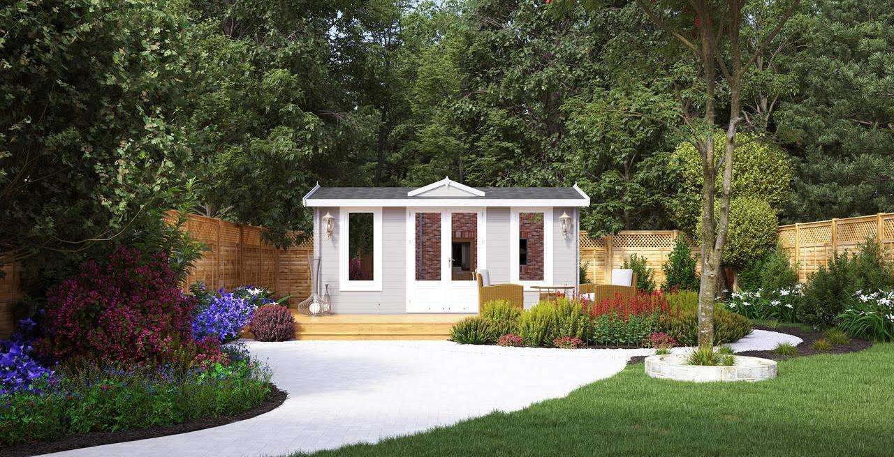 Johnsons Garden Buildings is on hand to once again help customers with their wants and needs from a garden building.
