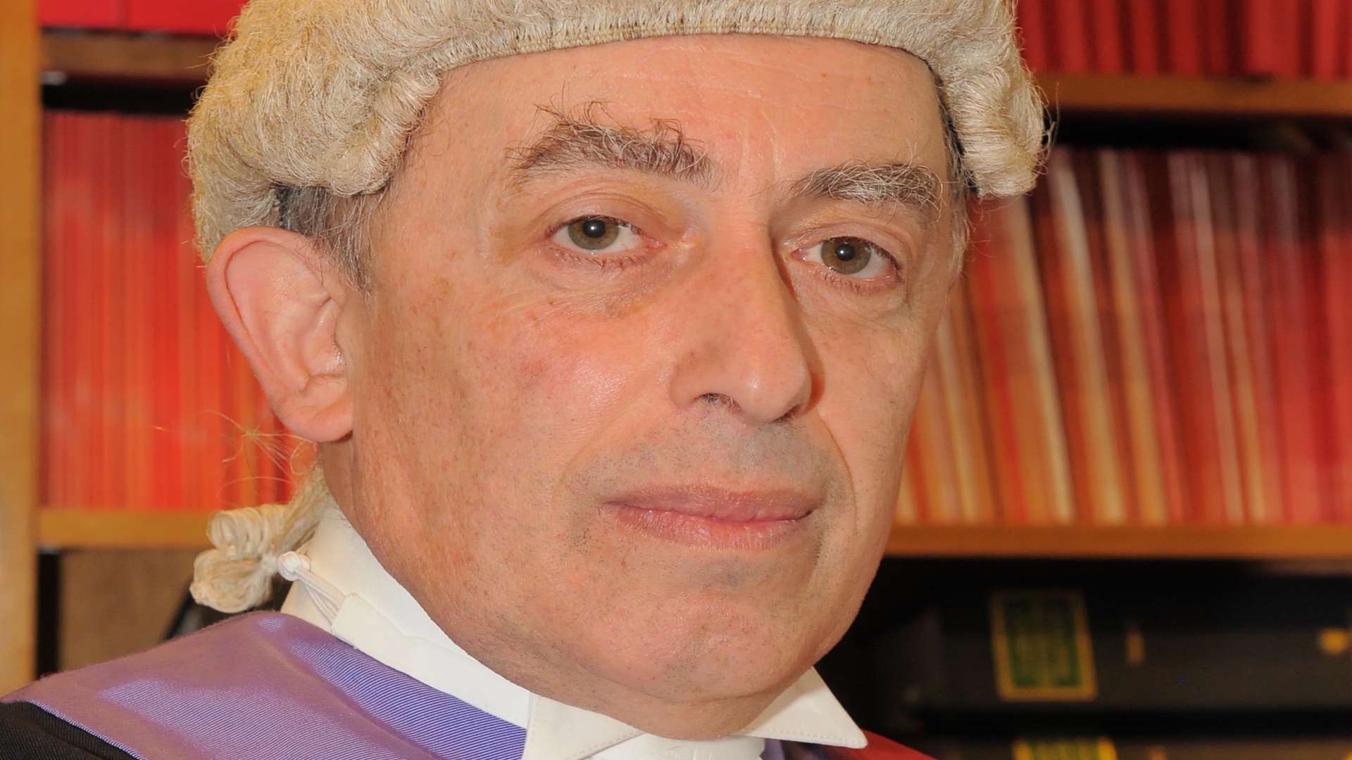 Judge Philip Statman at Maidstone Crown Court