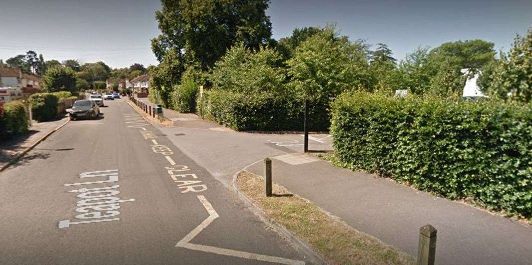 The confirmed case of coronavirus came from a Year 6 pupil at Valley Invicta Primary School in Teapot Lane, Aylesford. Picture: Google