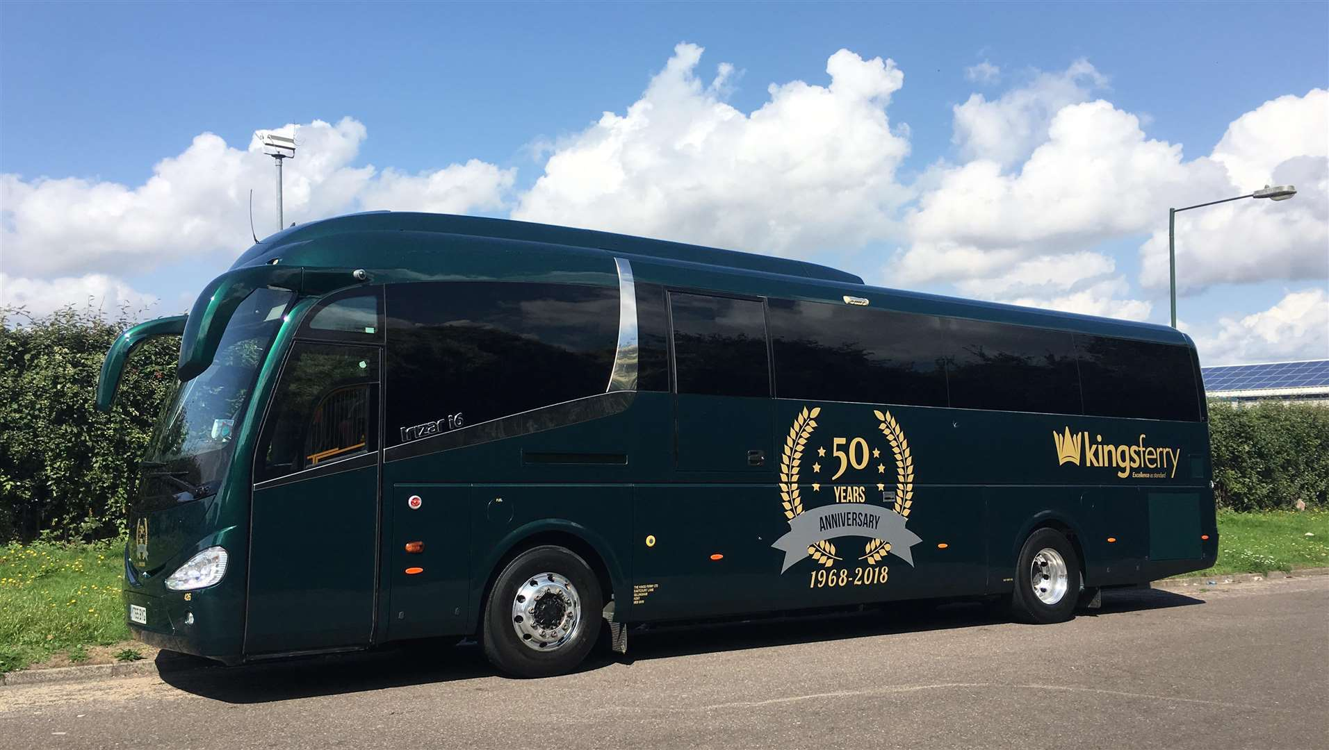 Kings' Ferry Travel Group is marking its 50th anniversary (4166236)