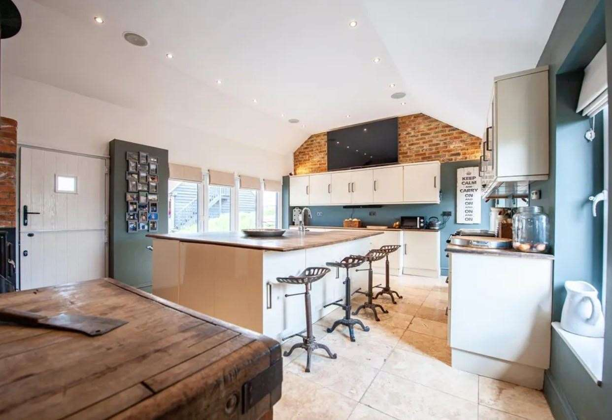A look inside the impressive property. Picture: Zoopla / Rafferty & Pickard