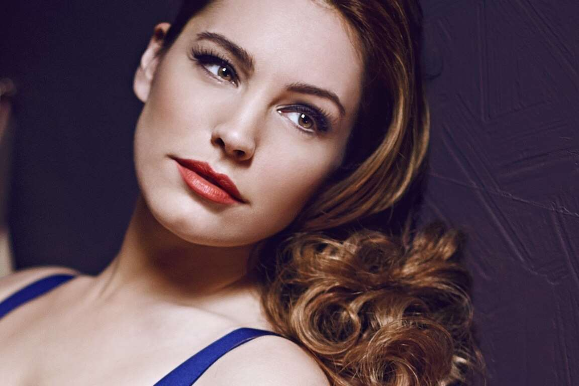 Model Kelly Brook grew up in Rochester and attended Thomas Aveling School
