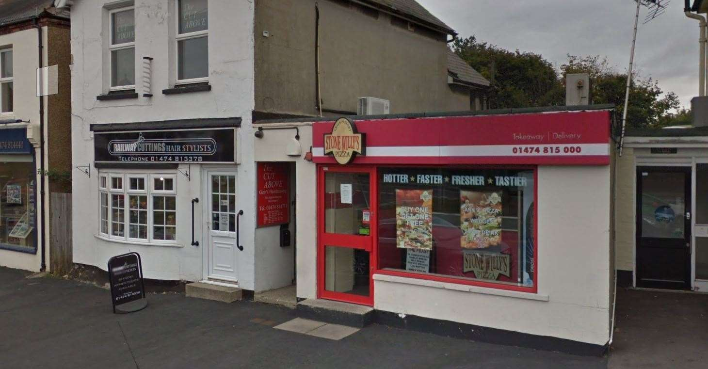 Stone Willy's Pizza in Meopham is offering free food to the homeless and elderly (32299577)