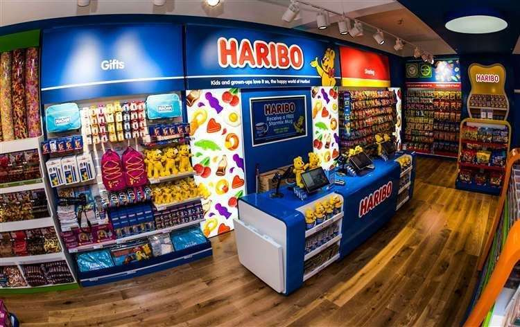 Global confectionery giant Haribo is set to join the centre. Picture: Haribo UK