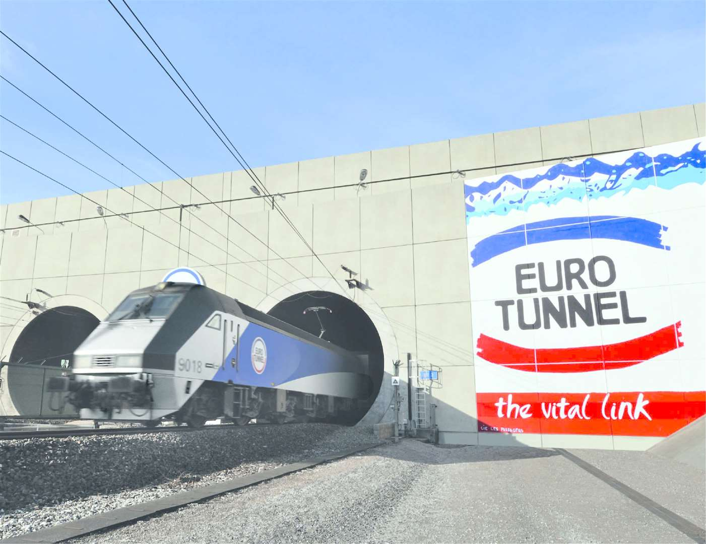Eurotunnel has been hit hard by the travel restrictions