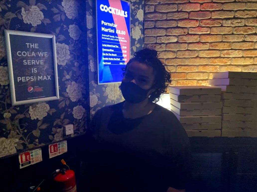Olivia, ATIK Dartford staff member