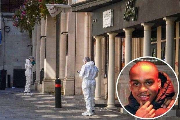 Andre Bent was stabbed in Jubilee Square after a performance at Gallery nightclub