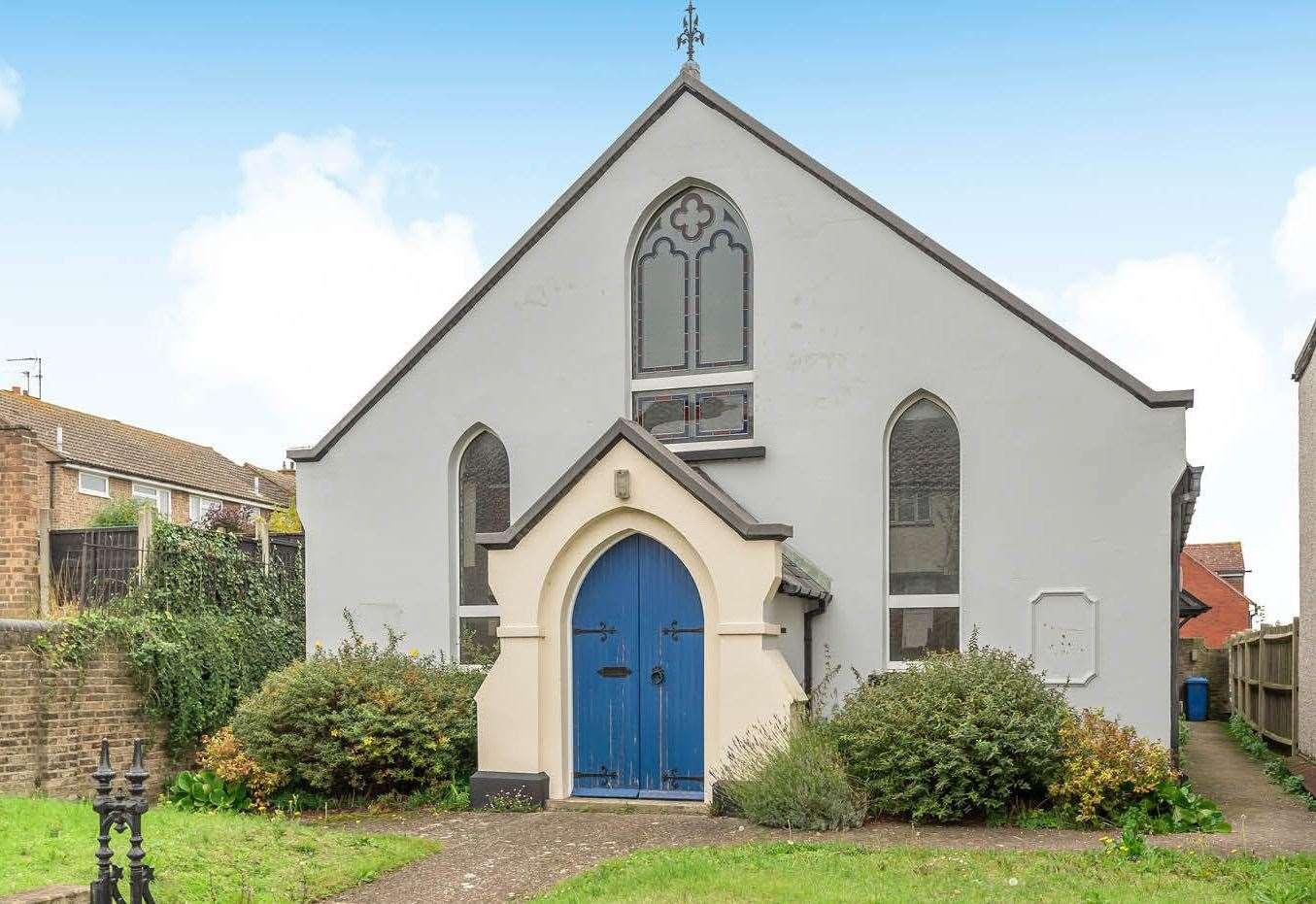 Former chapel goes up for sale - Kent Online