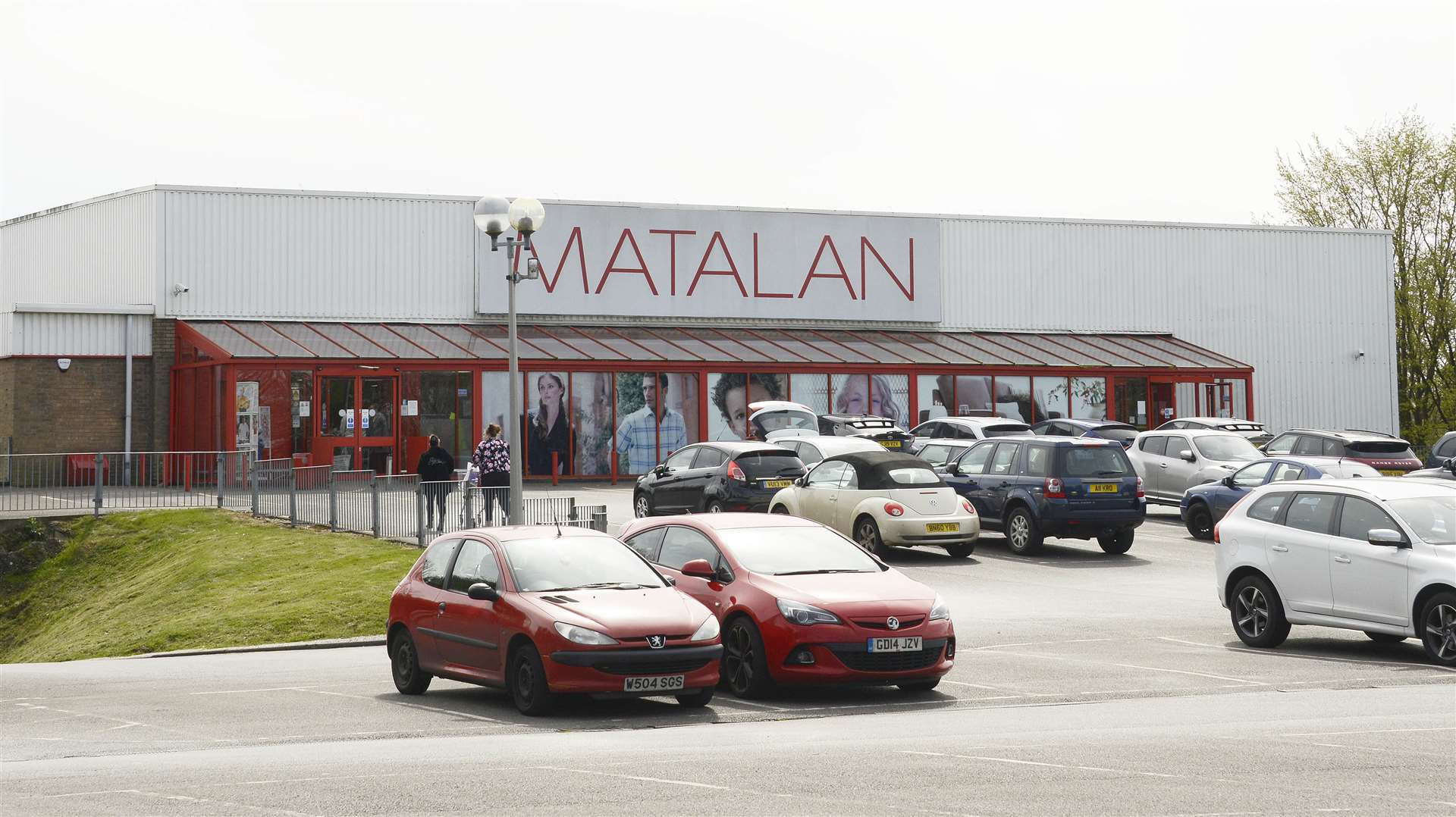 The Matalan store in Brookfield Road was put on the market in February