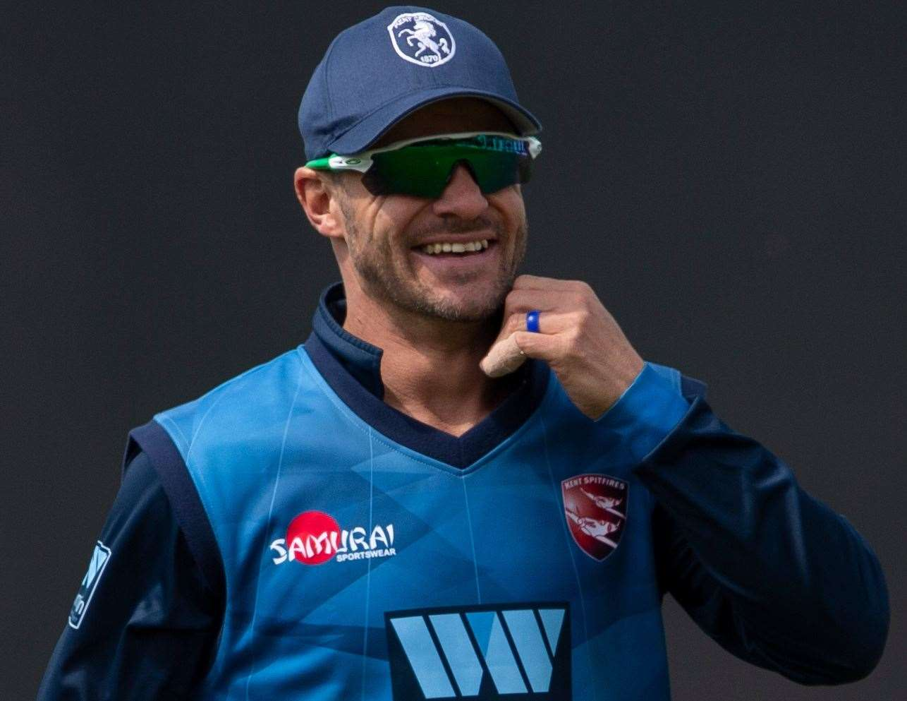 Kent vs Middlesex, Royal London One-Day Cup, 7th May 2019. Heino Kuhn (9853944)
