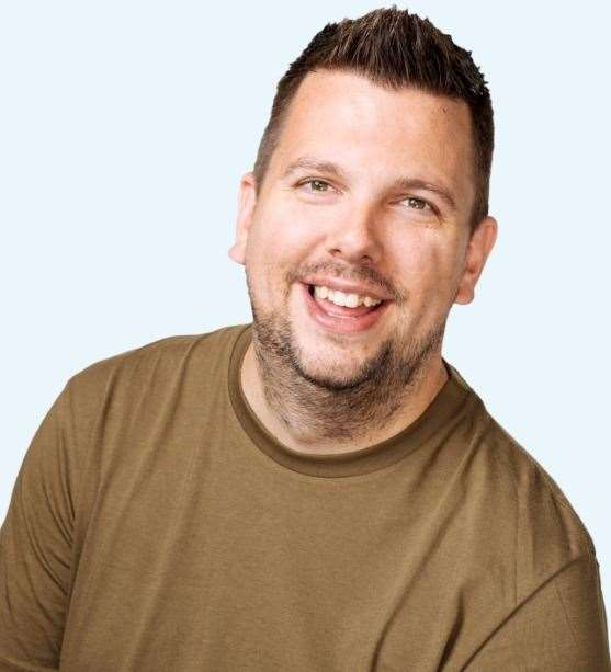 kmfm's drivetime presenter Rob Wills will be hosting the ball