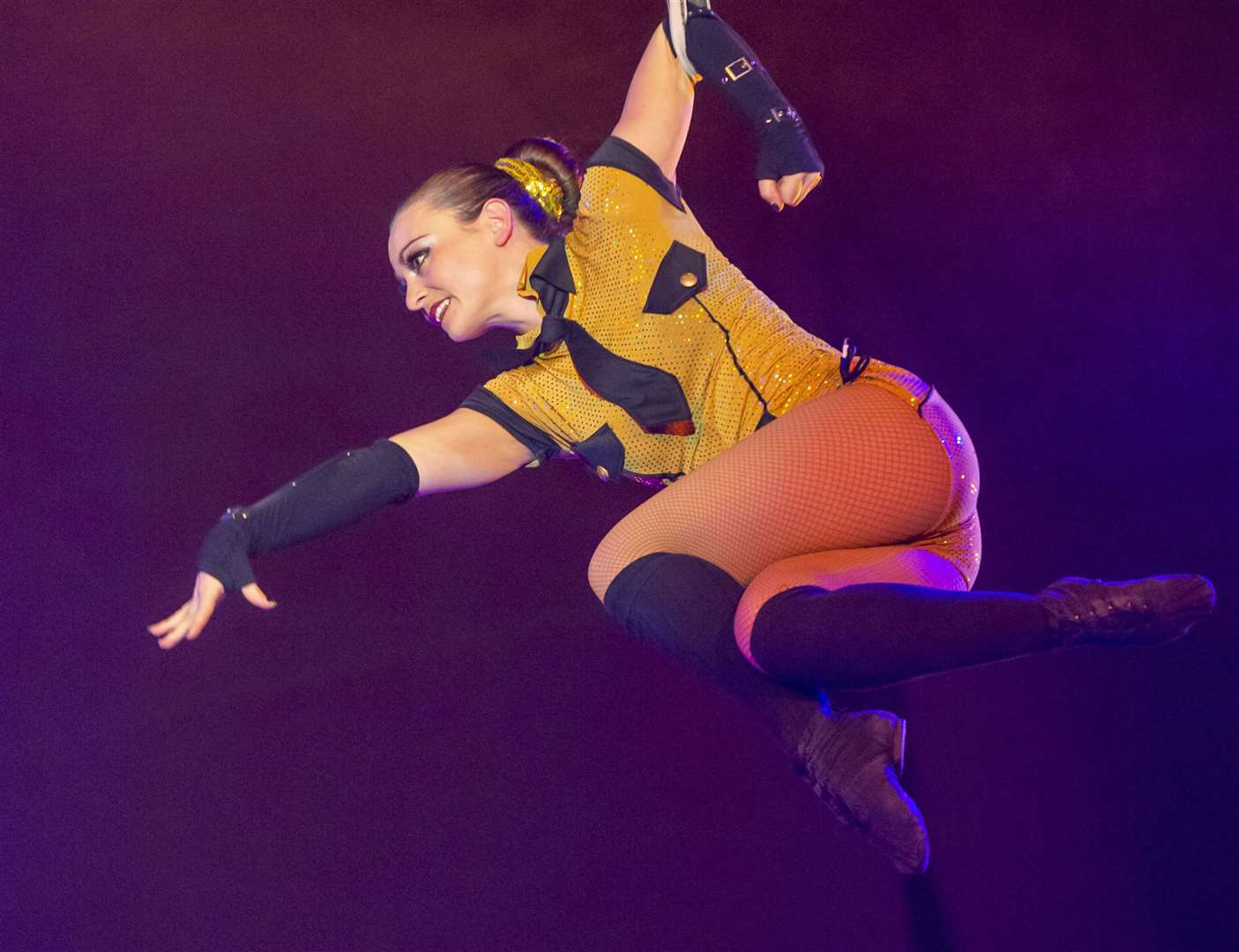Jackie Louise of Herne Bay will appear in Zippo's Circus Picture: Piet-Hein Out