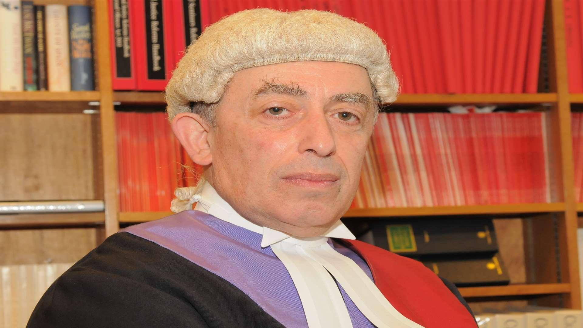 Judge Philip Statman presided over the case