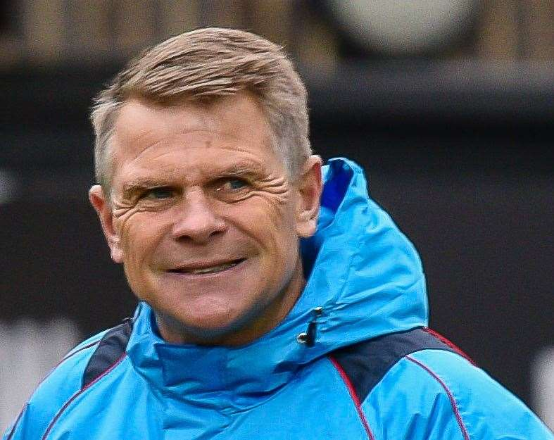 Andy Hessenthaler. Picture: Alan Langley