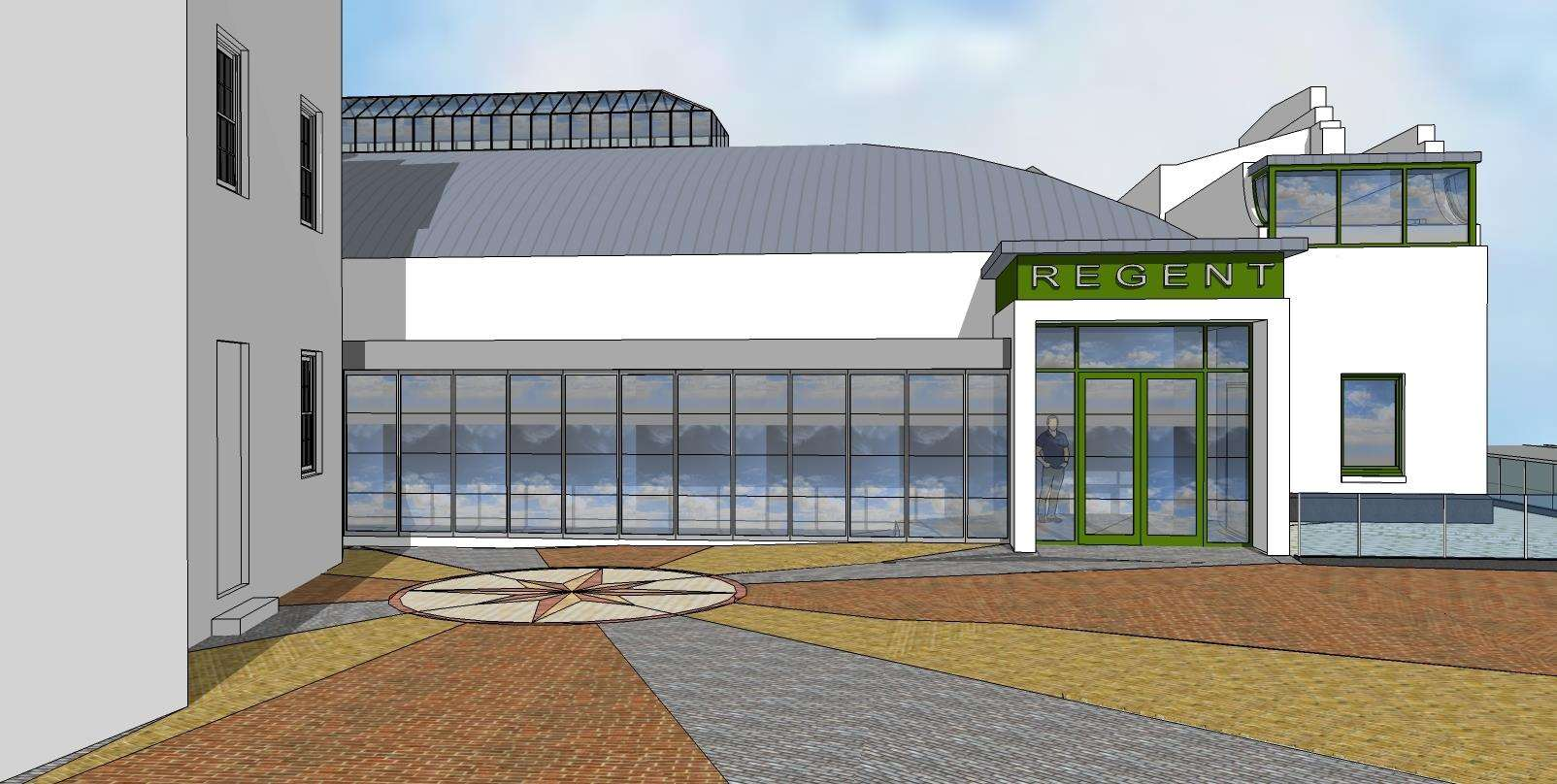 A planning application to turn The Regent in Deal into a two screen cinema has been submitted (6236280)