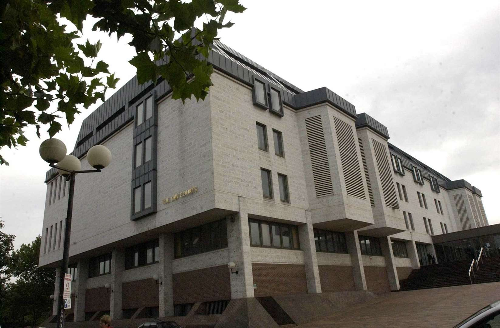 Spooner was jailed for 14 months after the hearing at Maidstone Crown Court