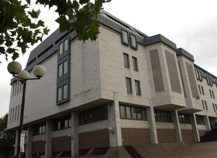 The trial is taking place at Maidstone Crown Court