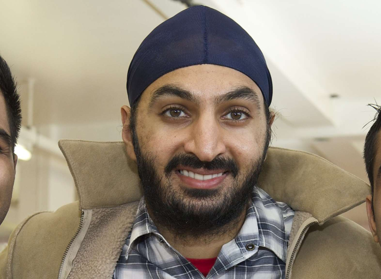 Monty Panesar is in the Lashings team to face Dartford Picture: Andy Payton