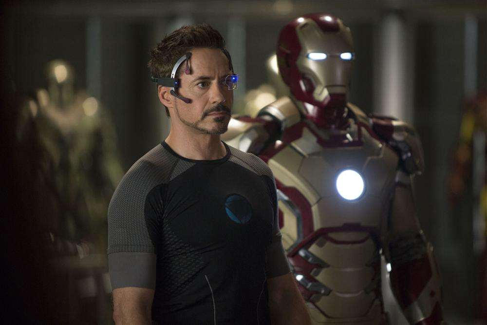 Robert Downey Jr. in Iron Man 3.Credit: PA Photo/Walt Disney Studios Motion Pictures