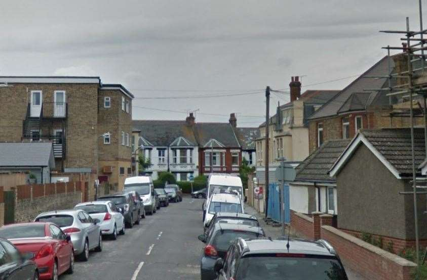 Cumberland Road in Cliftonville, Margate. Picture: Google Street View (22865269)