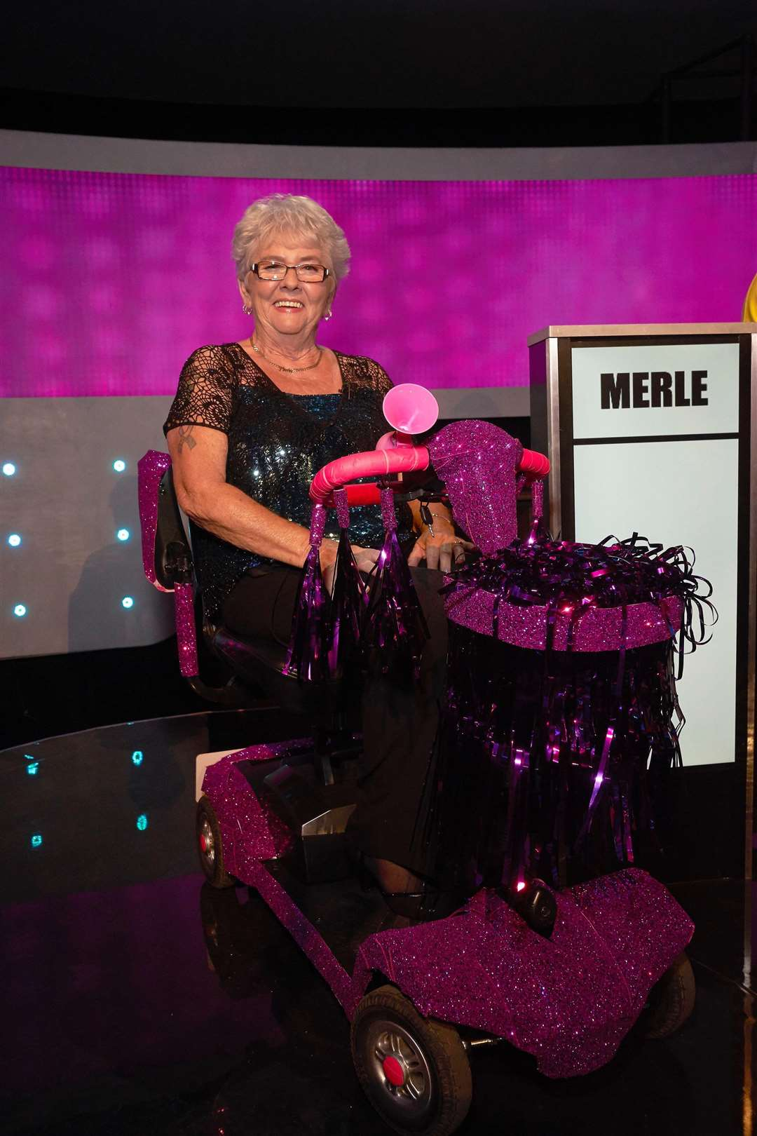 Merle Gibbins will be on Take Me Out this weekend. (2348828)