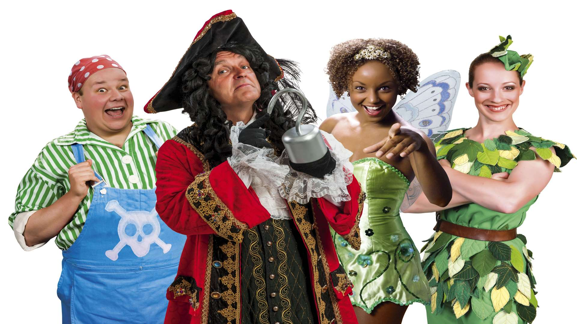 All the stops have been pulled out for this year's pantomime in Tunbridge Wells