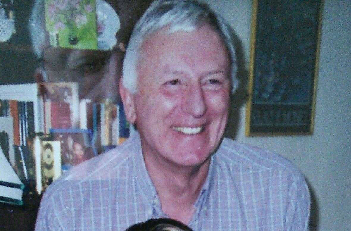 Mike Trotter, now 76, was the first on the scene of the tragedy in Frindsbury aged just 22. Picture: Mike Trotter