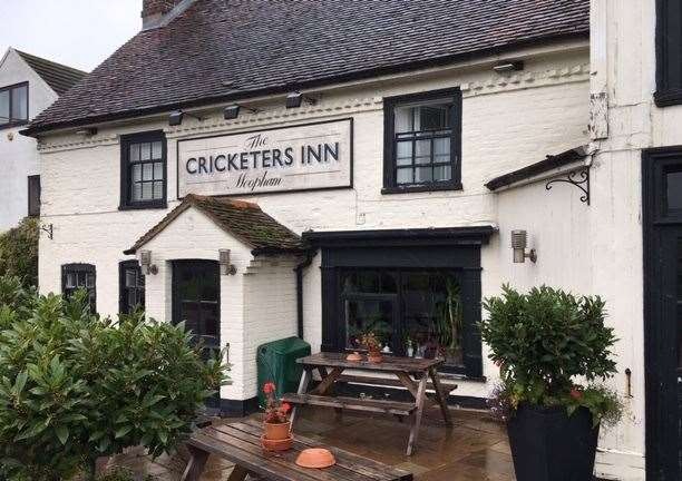 The Cricketers in Meopham (20992434)