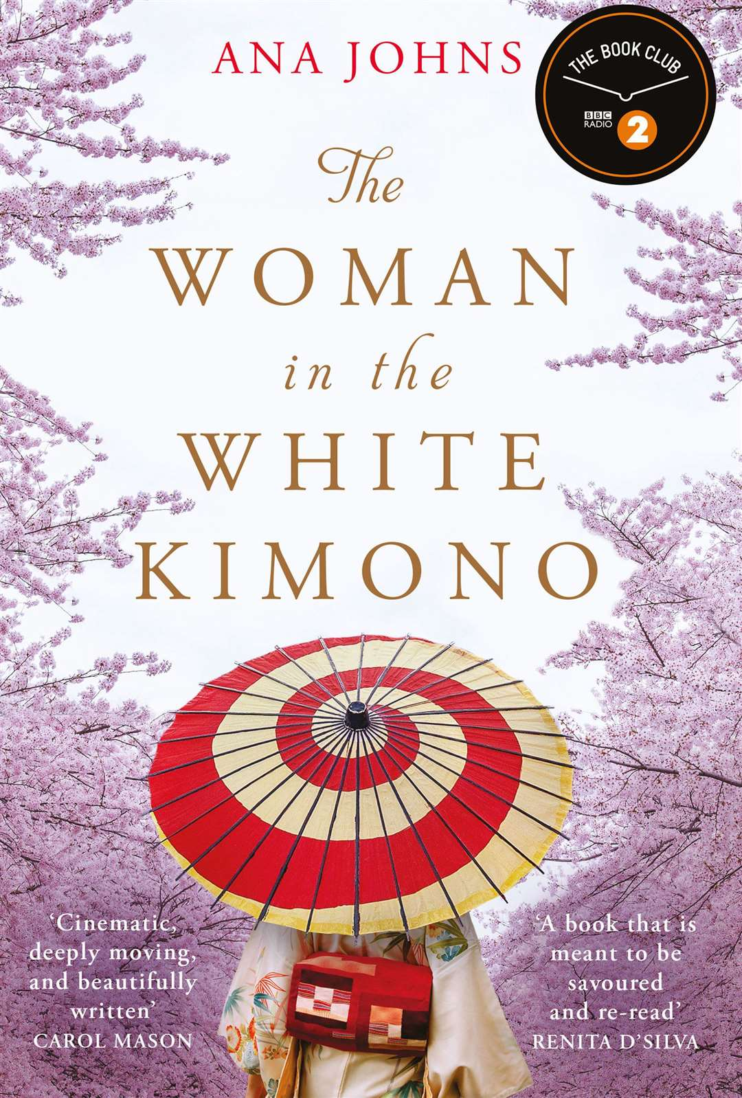 The Woman In The White Kimono by Ana Johns Picture: Legend Press/PA
