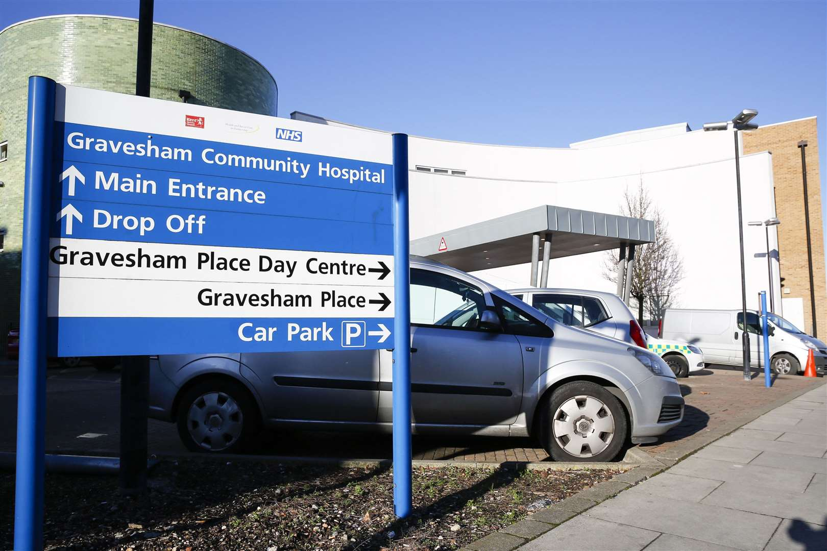 One of the options includes moving some urgent services to the community hospital in Gravesham